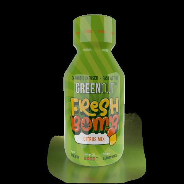 Green Out Fresh Bomb Citrus Mix